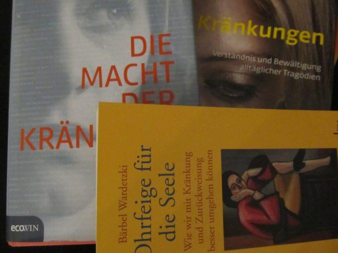 Bücher über Kränkungen