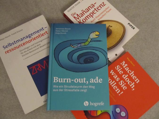 Buchvorstellung: Burn-out, ade