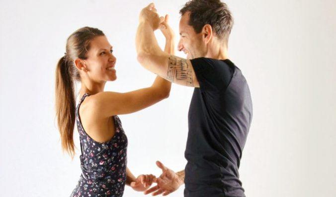 Tanzen gegen Stress